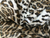 "Вискоза ""Леопард"" 6 мм / Viscose ""Leopard"" 6 mm pile"